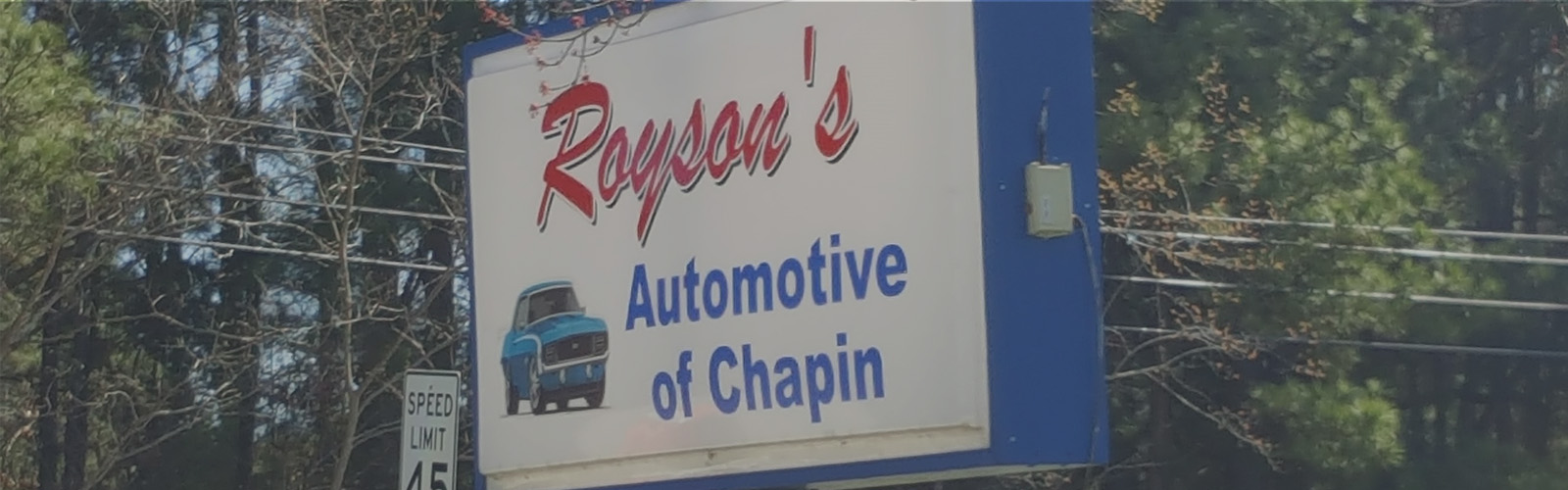 Royson's Automotive of Chapin